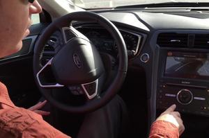 Ford Mondeo 2015 - Sistema De Aparcamiento