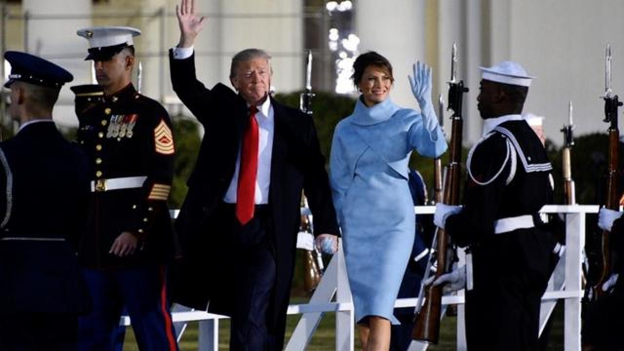 report melania trump moving white house
