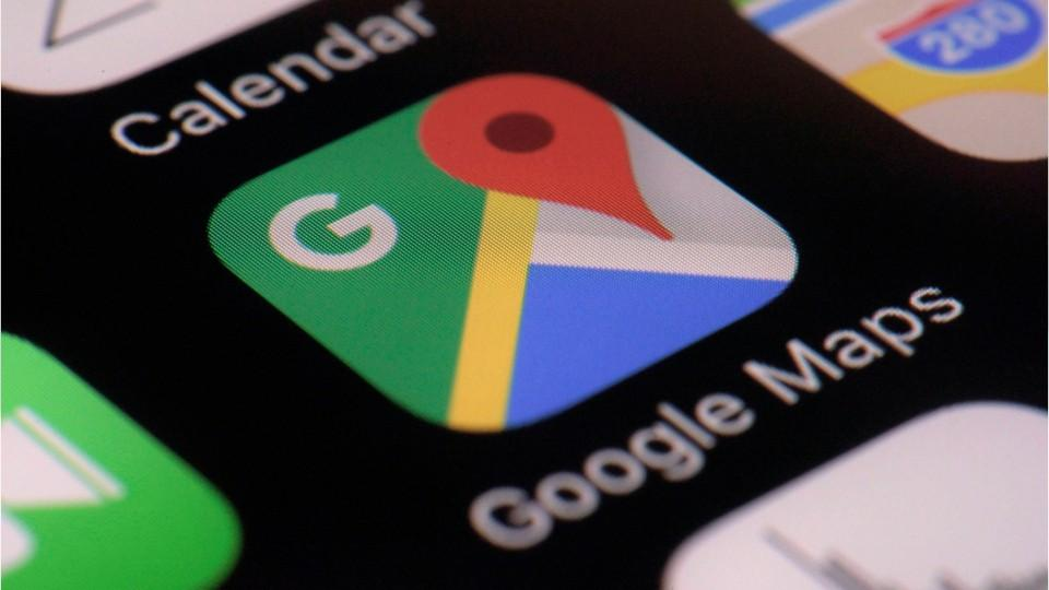 Google Maps Adds Real Time Location Sharing