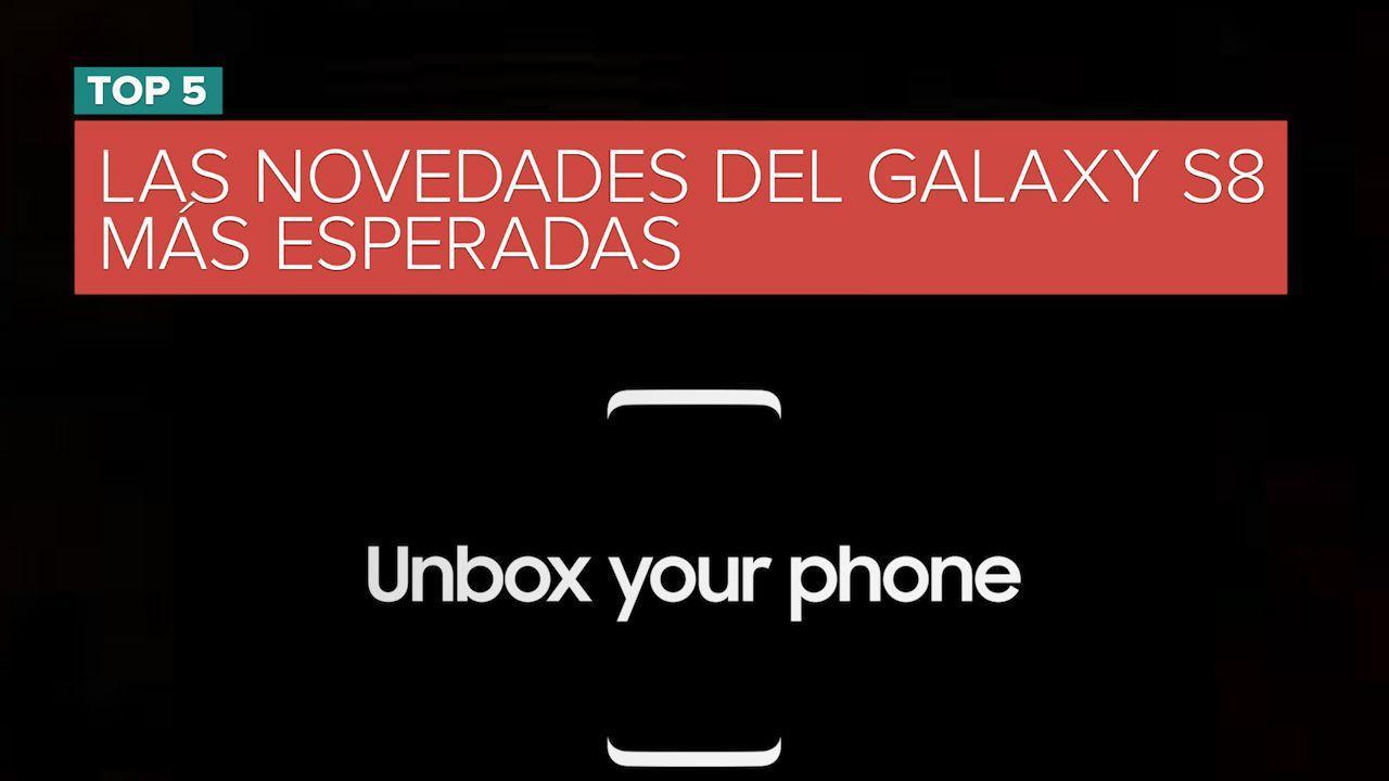 Las 5 novedades que más deseamos en el Samsung Galaxy S8