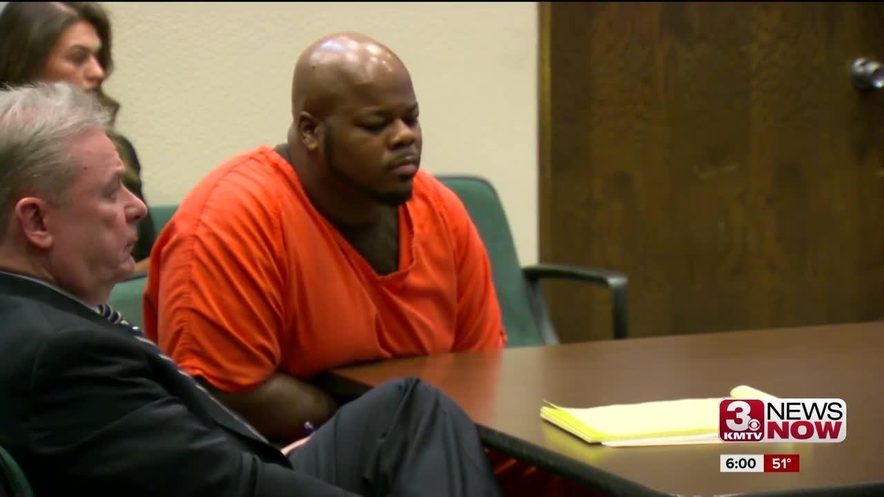 LeAndre Jennings appears in court