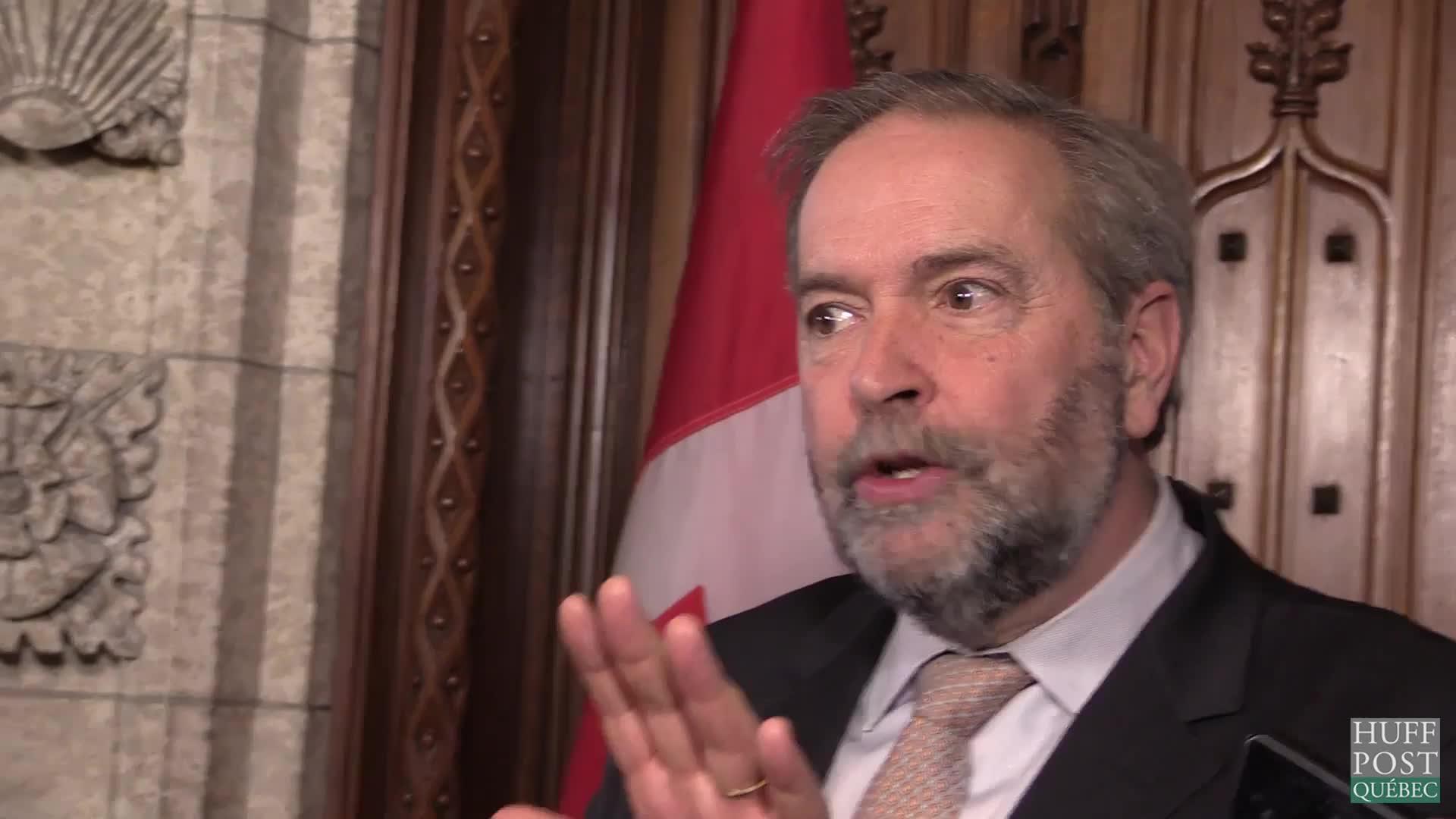 L'opposition réagit au budget fédéral
