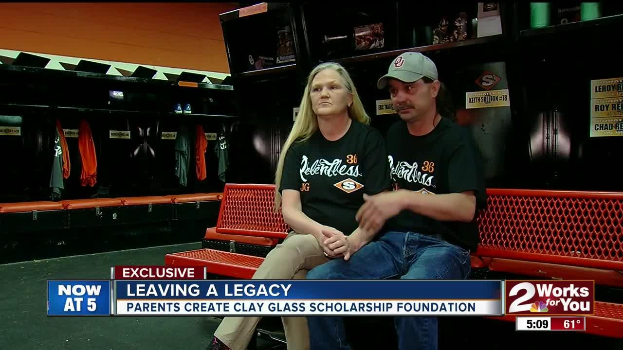 Sallisaw parents speak out for the first time after their son died in an ATV accident in February