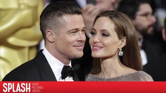Brad Pitt et Angelina Jolie se parlent à nouveau