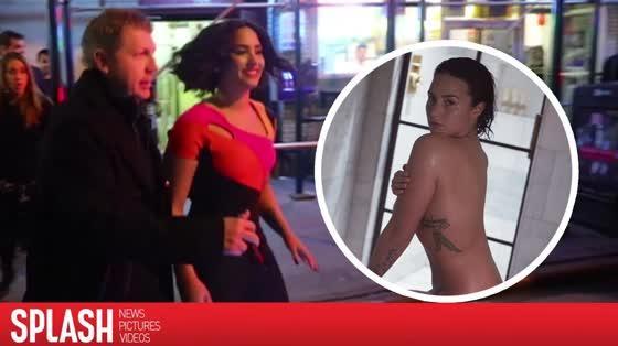 La réponse de Demi Lovato après le piratage de ses photos