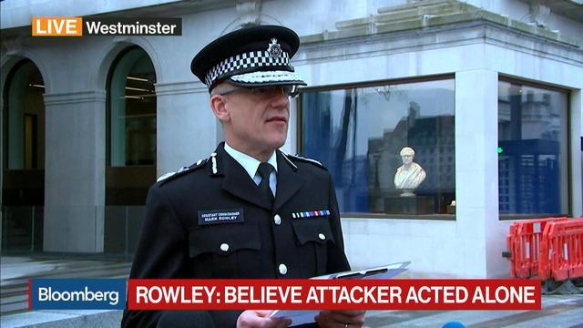 Metropolitan Police Update U.K. Terror Attack