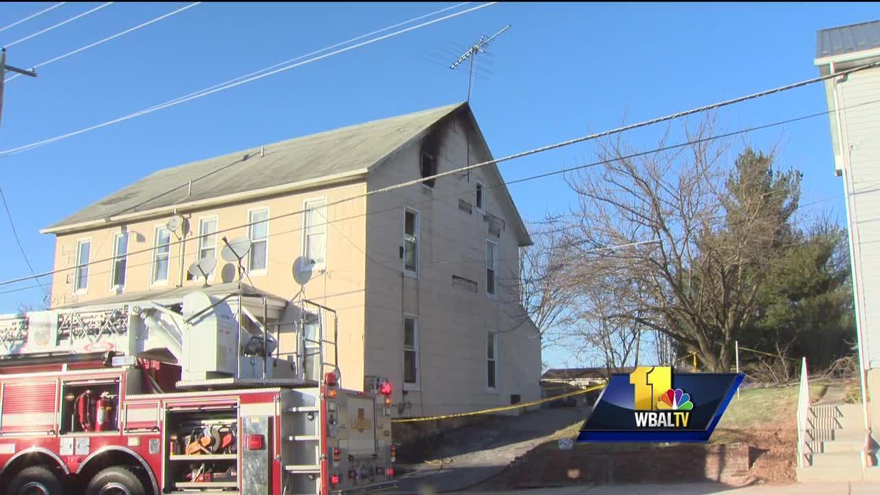 Video: Girl , 2, dies in Taneytown house fire
