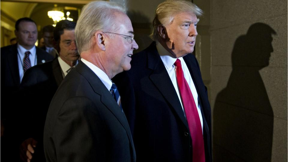 GOP Health Bill On The Brink