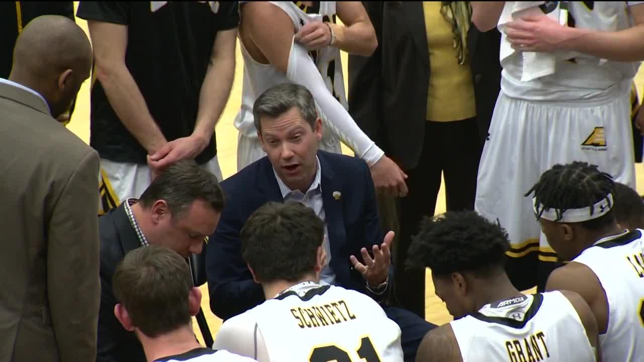Video: UMBC men's basketball ready for CIT quarterfinals