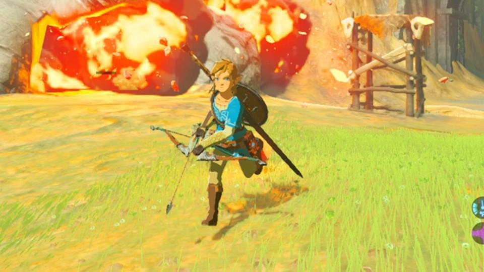 The Legend Of Zelda: Breath Of The Wild Coming To PC