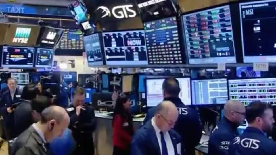 Trump Tantrum Looms on Wall Street if Health Plan Fails