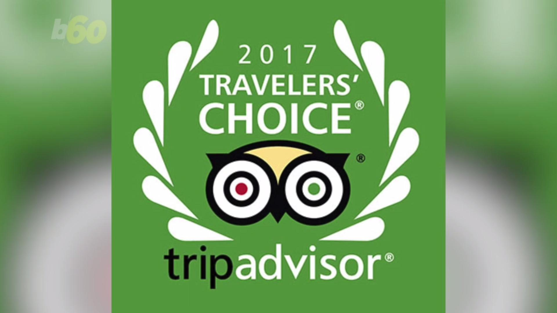 TripAdvisor Releases 2017 Travelers' Choice Awards
