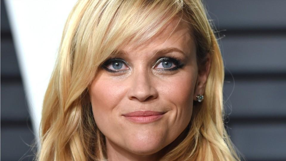 Reese Witherspoon's son can't spell his name, and in his defense, it's really hard