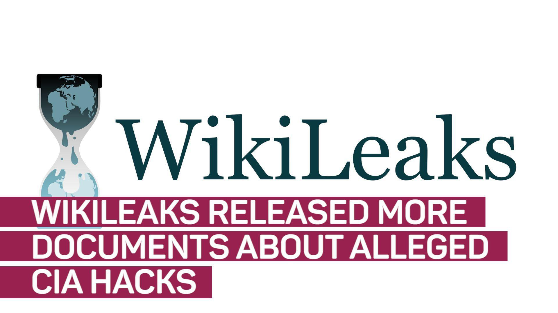 Apple at center of alleged WikiLeaks hacks