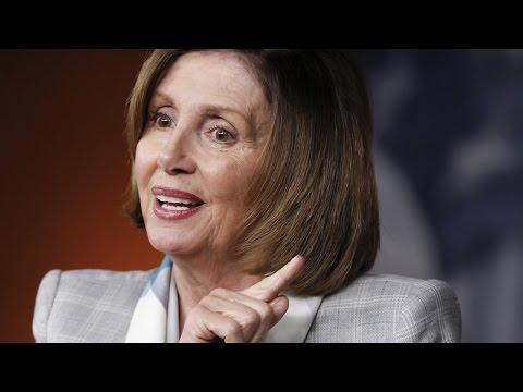 Nancy Pelosi Has Super Secret Plan To Keep Losing