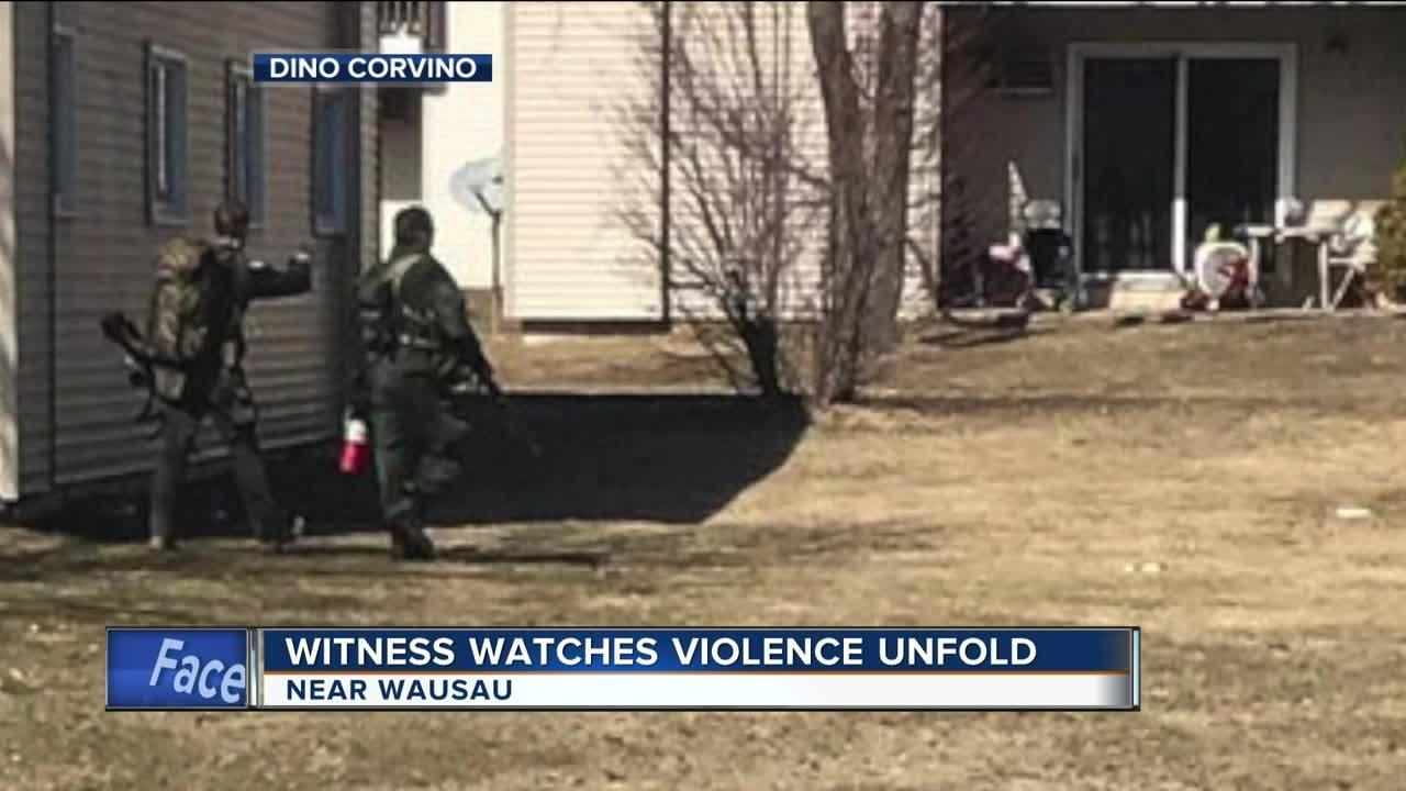 Resident captures Wausau shooting on camera