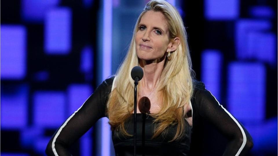Coulter Advises Trump To Stop Pandering To Paul Ryan
