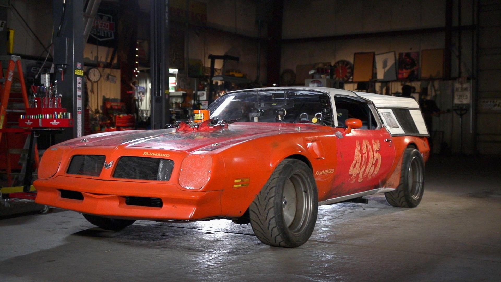 'Street Outlaws': This Pontiac Firebird Looks An Awful Lot Like The Farmtruck...