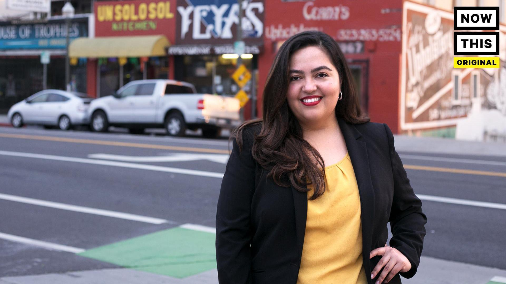 Wendy Carrillo Was An Undocumented Immigrant, Now She's Running For Congress