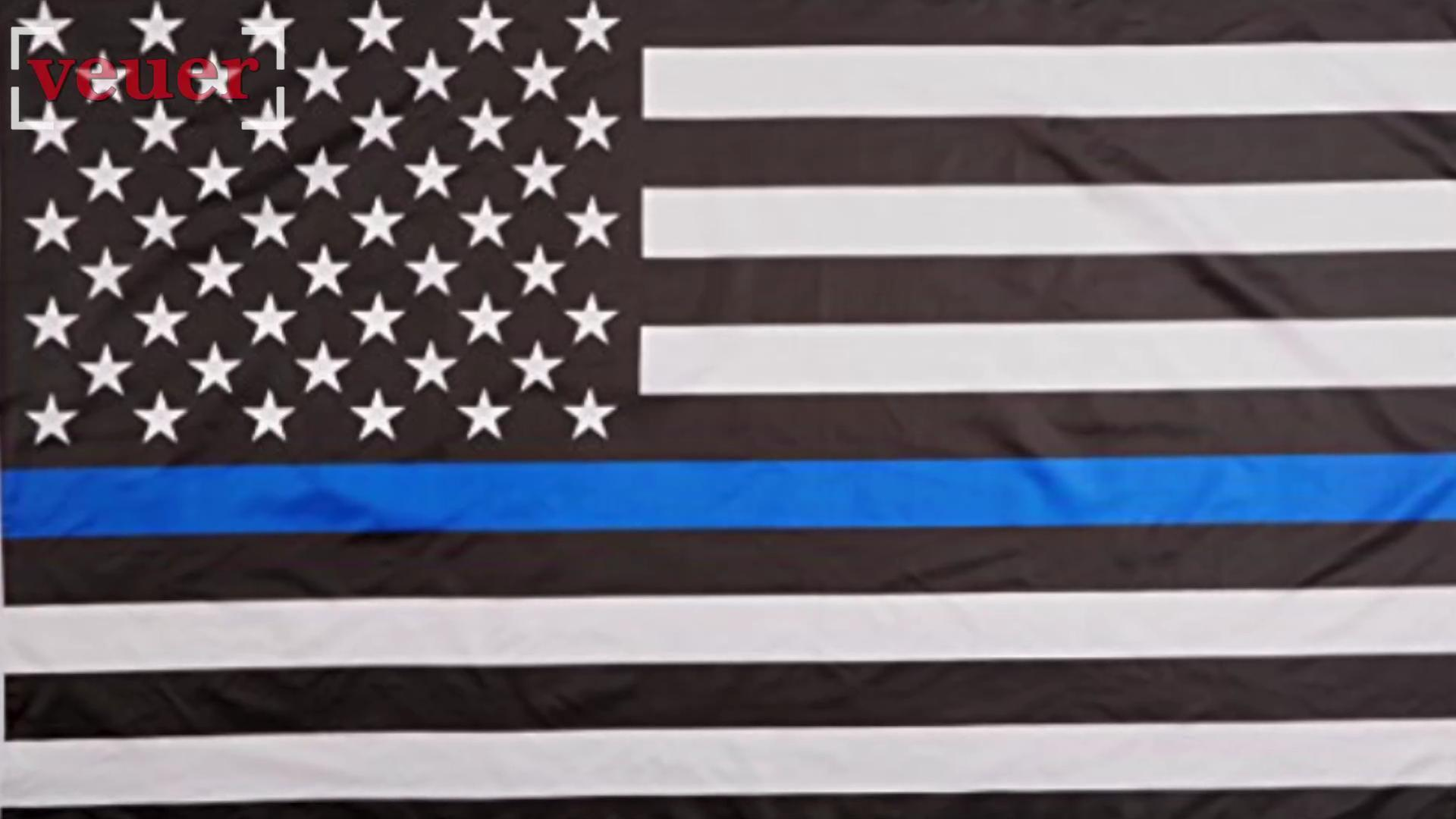 A Blue Lives Matter Flag Deemed Racist Has To Come Down