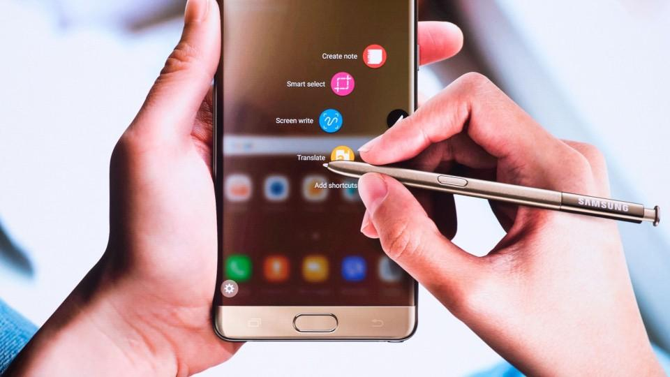 Samsung Is Disabling The Note 7