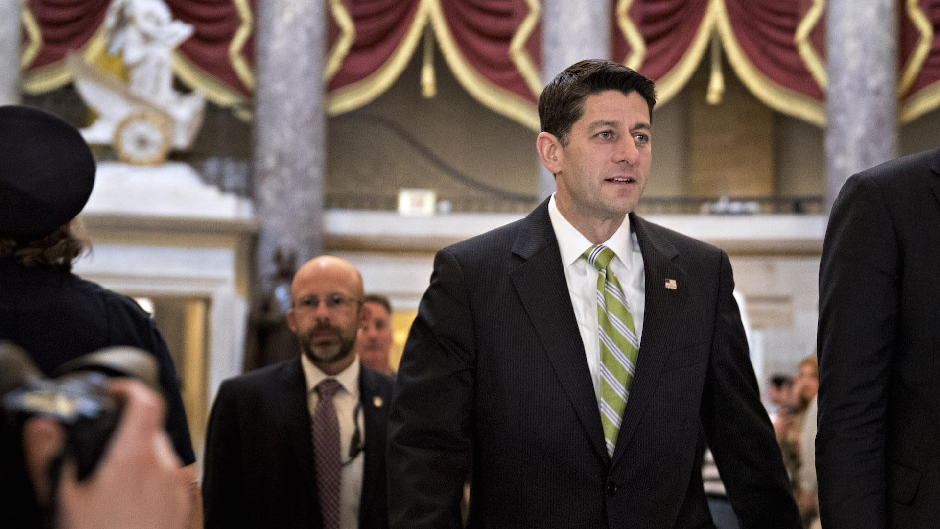 The many ups and downs of the GOP health-care battle