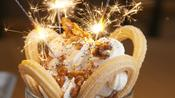 This Restaurant's Churro Sundae Will Put You in the Best Mood Ever