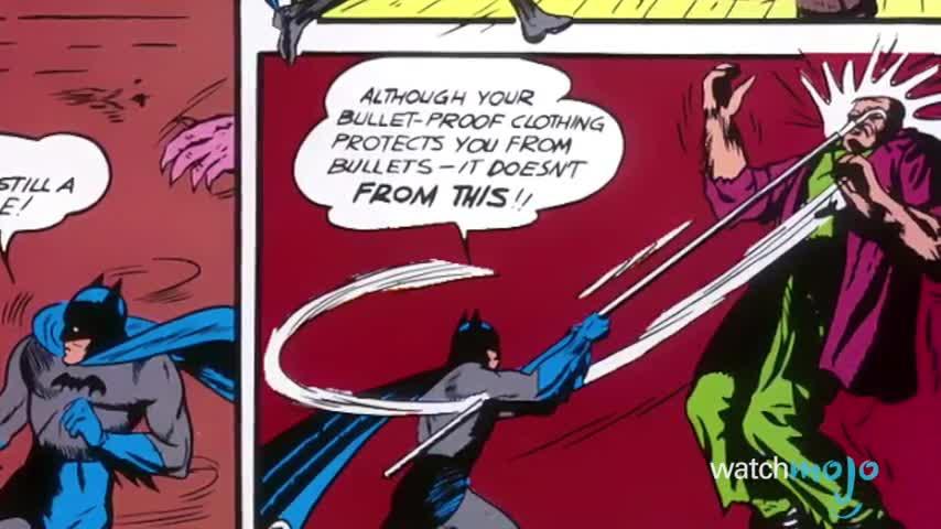 Top 10 Times Batman Has Killed Someone