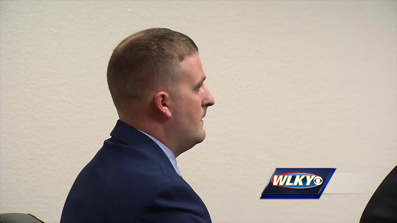Jury returns verdict in case of LMPD officer accused of misconduct