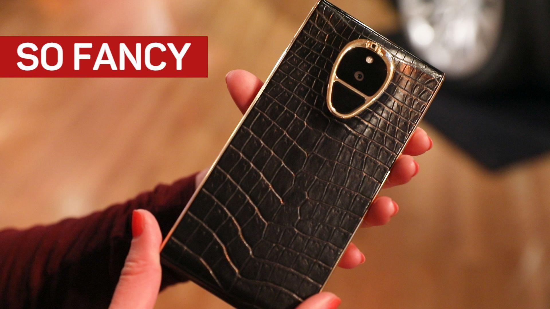 Rich people are paying $15,000 for a phone