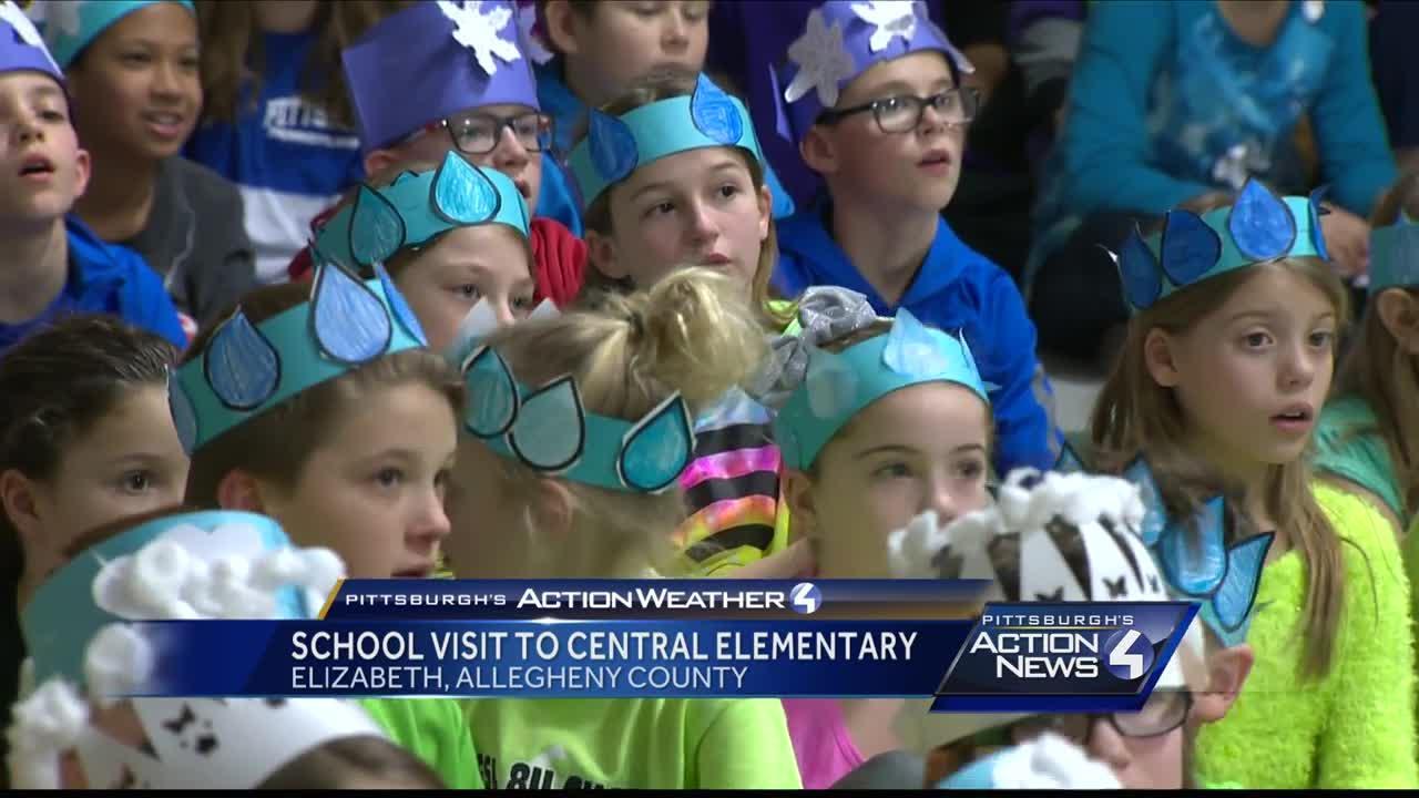 School Visit: Central Elementary School