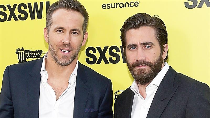 Jake Gyllenhaal Proves Ryan Reynolds Bromance With Hilarious FaceTime Call