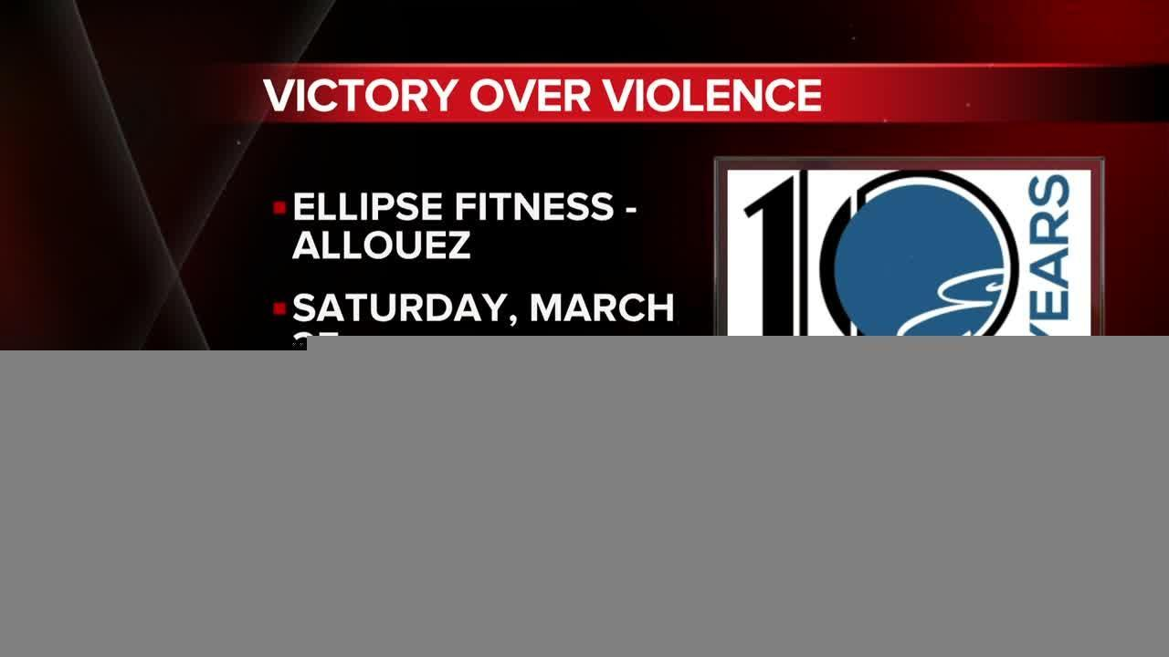 """Victory Over Violence"" taking place in Allouez"