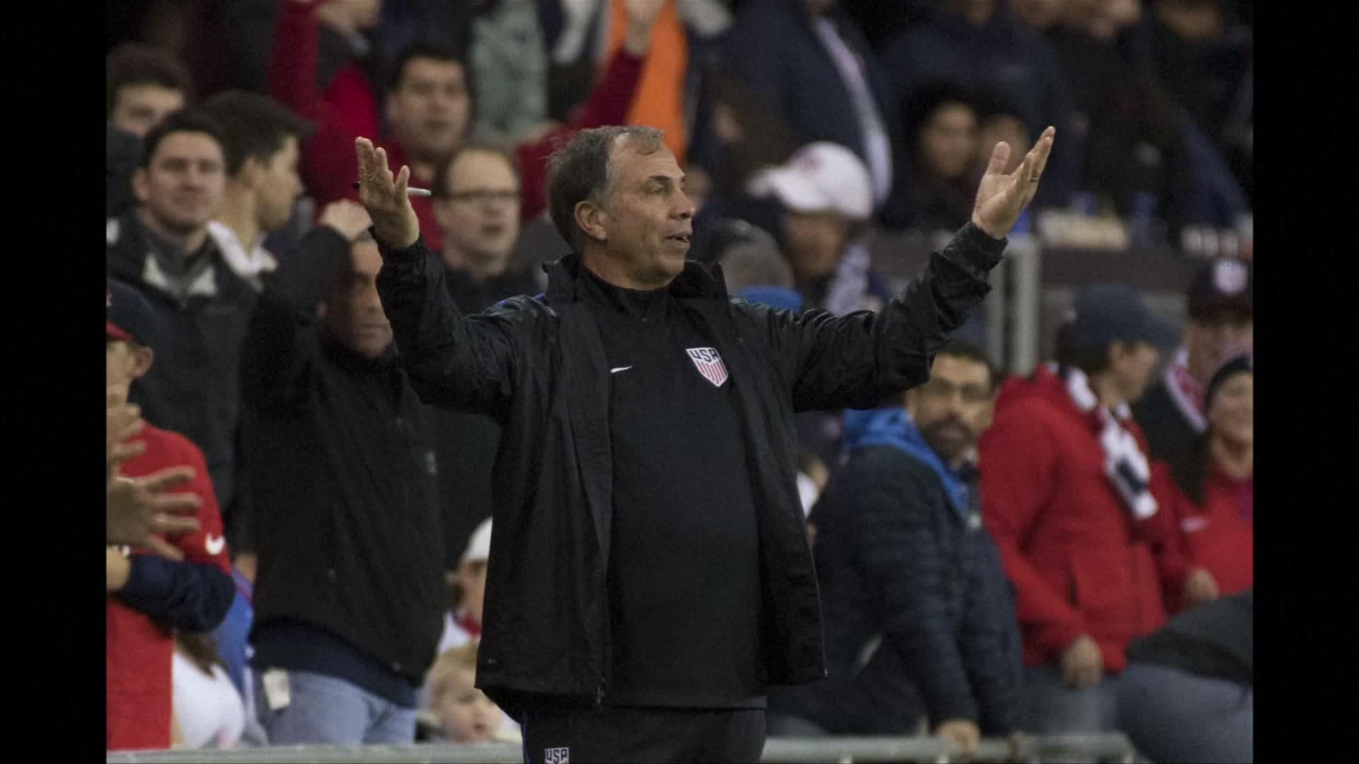 United States beat Honduras 6-0 in World Cup qualifier