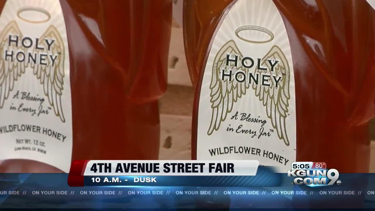 Fourth Ave Street Fair taking place all weekend