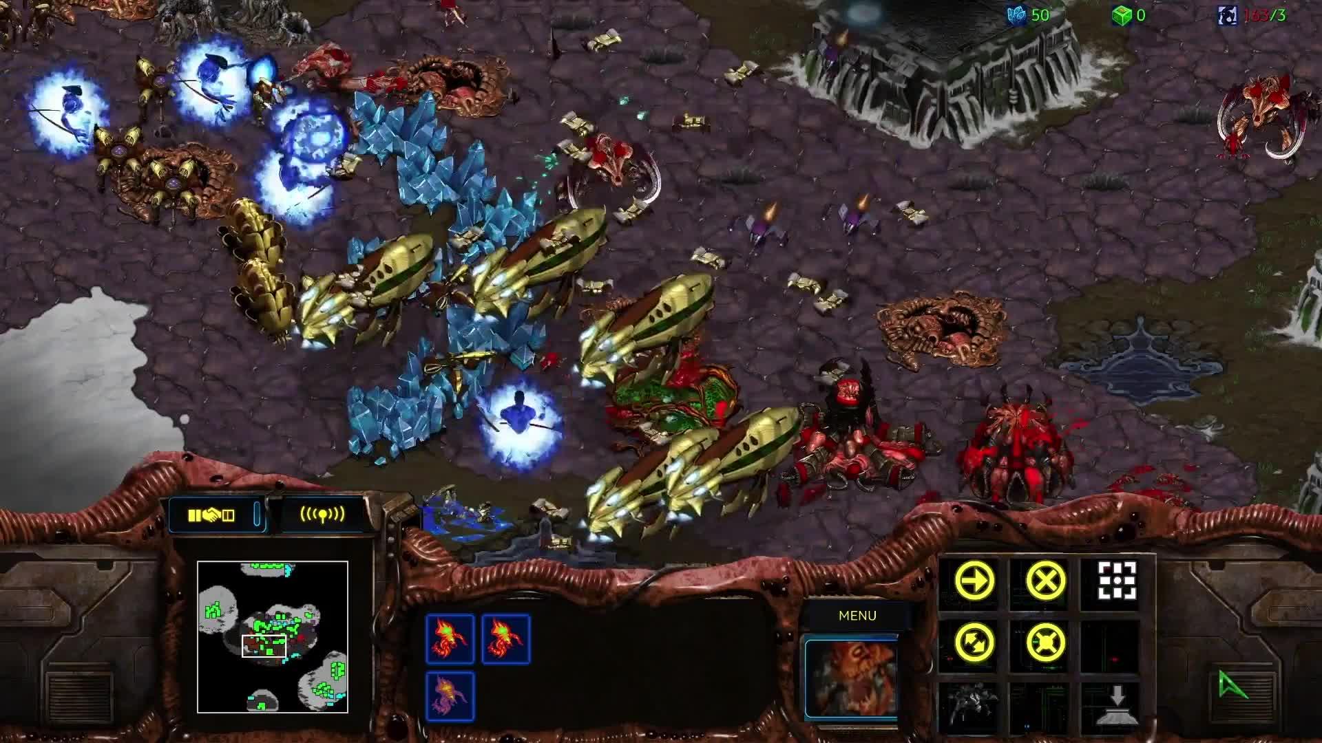 GS News Update: StarCraft Remaster Announced!