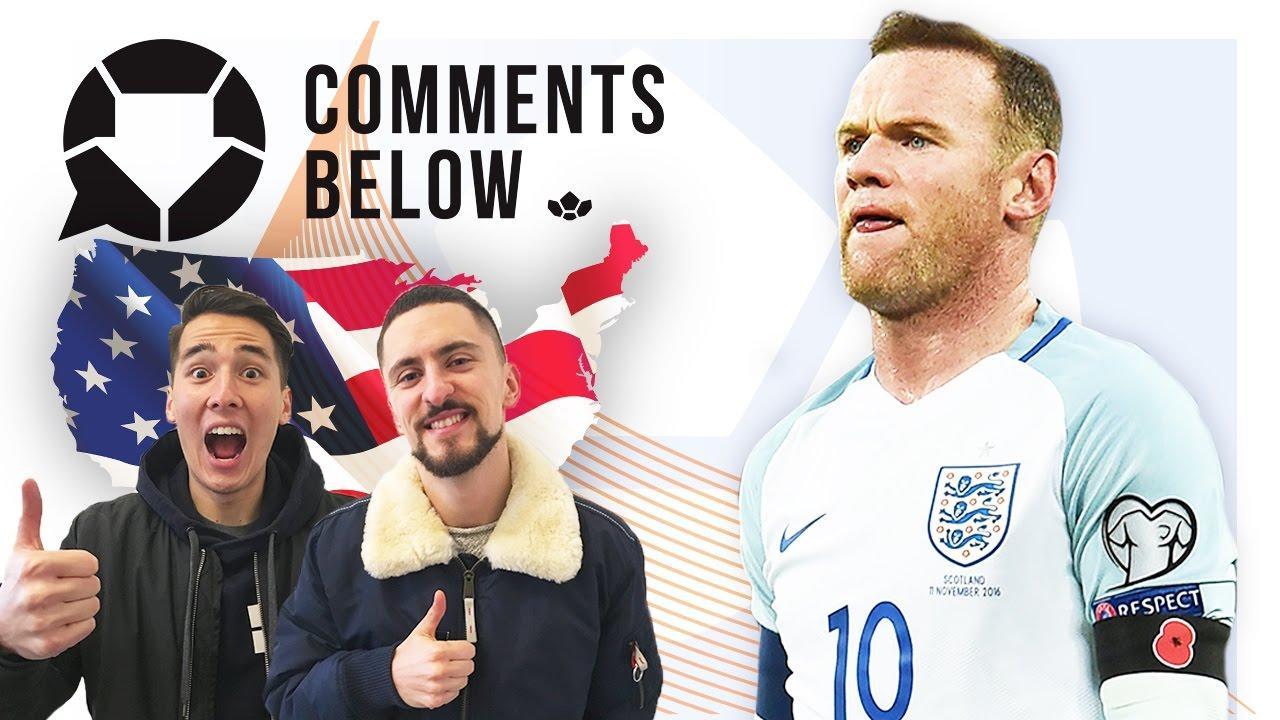 Is Rooney's England Career Over? | Comments Below