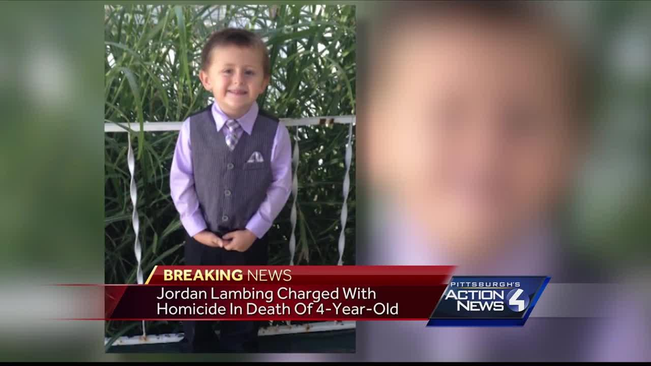 Man charged with homicide in death of 4-year-old Butler boy