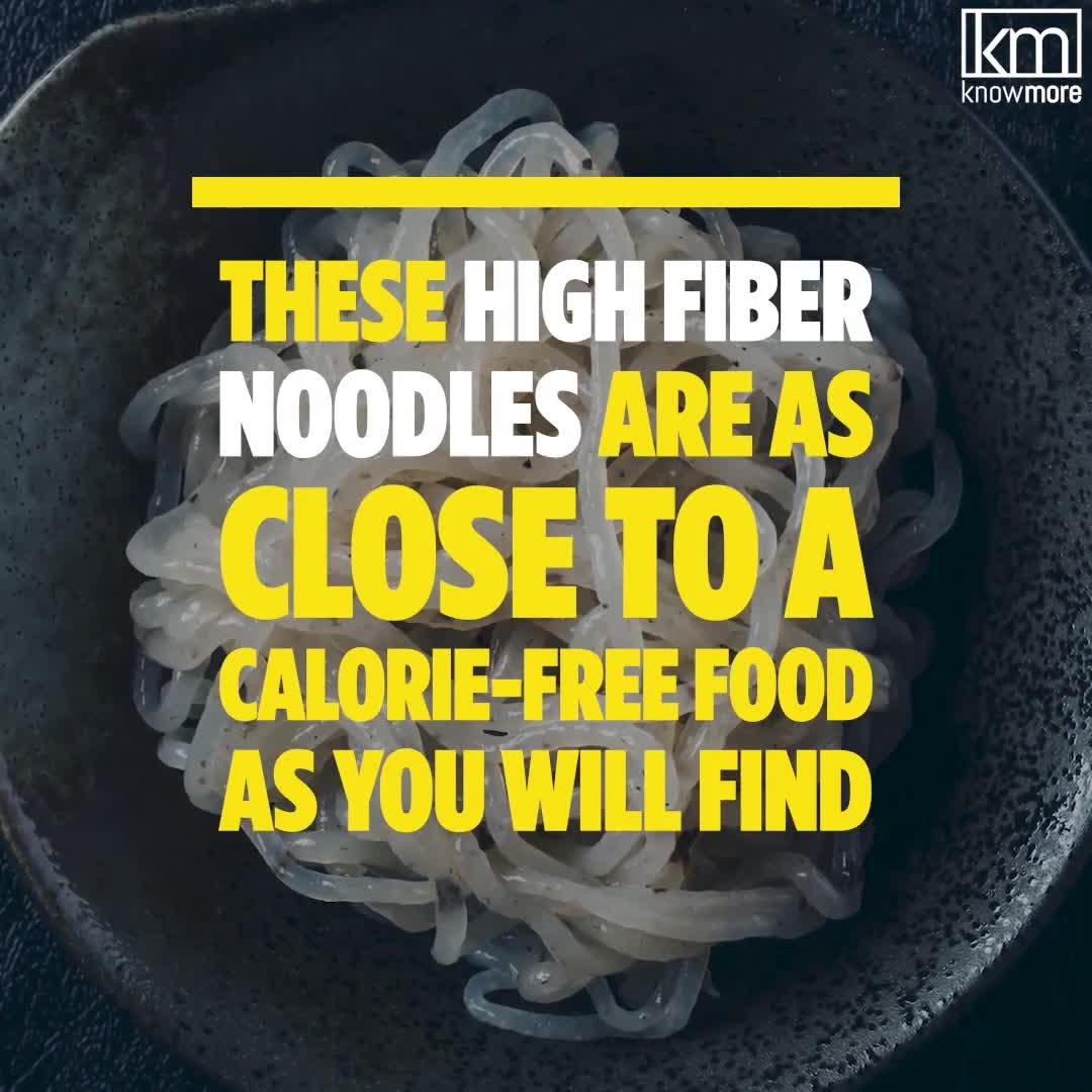 Foods With Almost Zero Calories