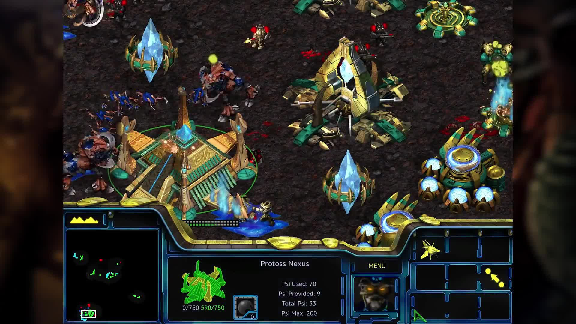 StarCraft Remastered - Announcement Trailer