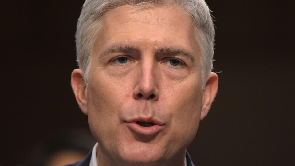 Democrats Delay Vote On Neil Gorsuch