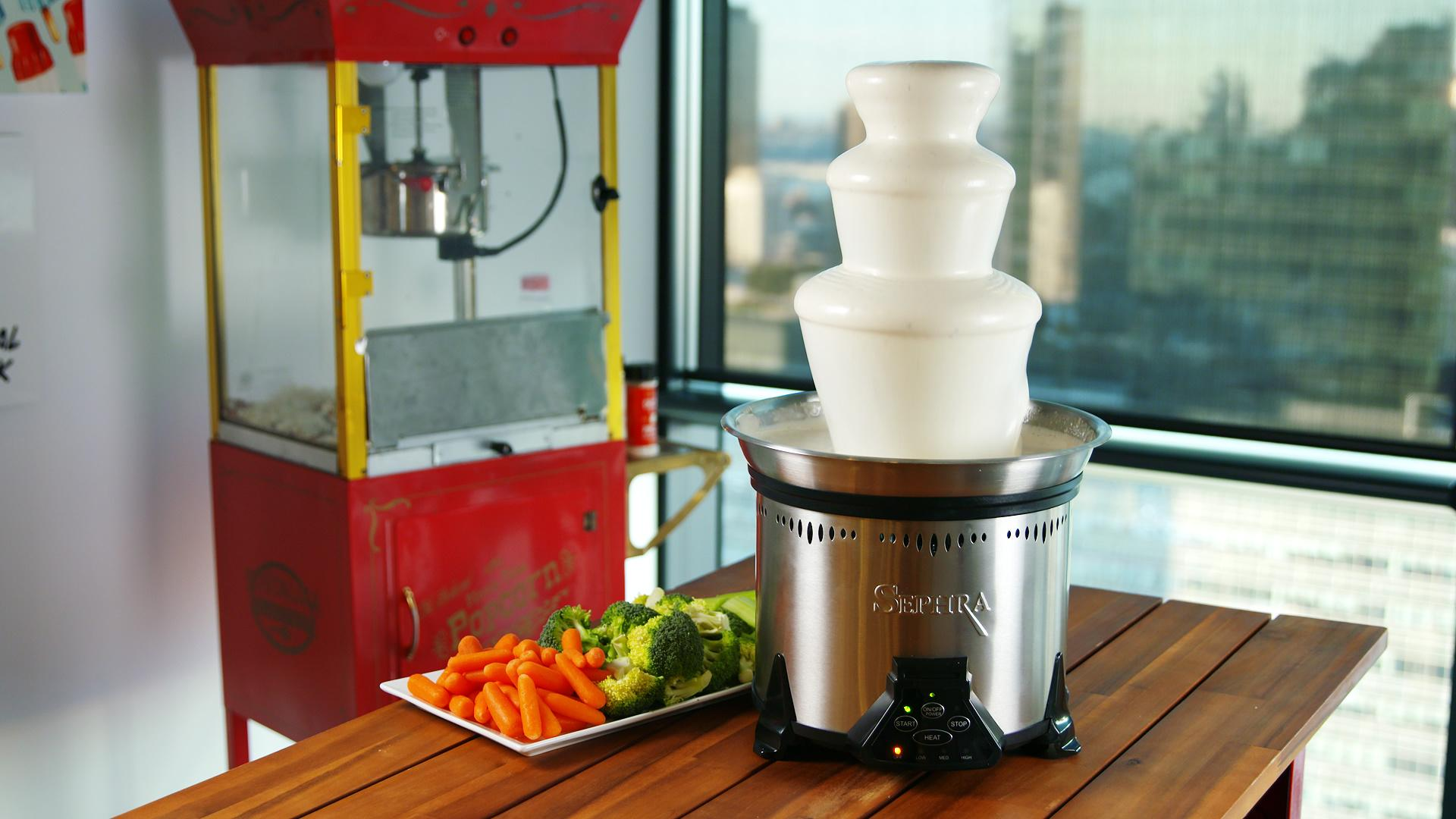 You Can Buy a Ranch Dressing Fountain at Hidden Valley's Insane New Store