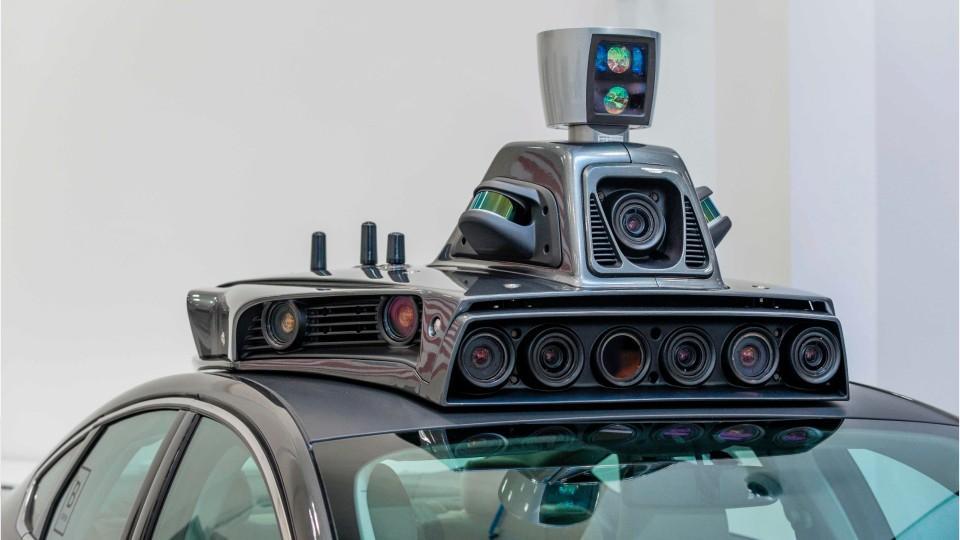 Uber Resumes Driverless Vehicle Program After Crash