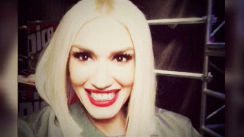 'The Voice': Gwen Stefani Gives A Personal Backstage Tour