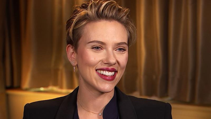 Scarlett Johansson Reveals How She Got Ripped For 'Ghost In The Shell'