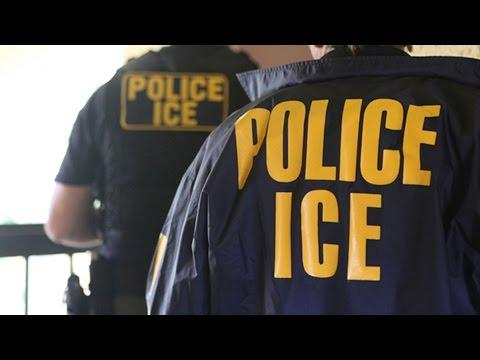 Unarmed Man Shot By ICE Officials In Botched Raid