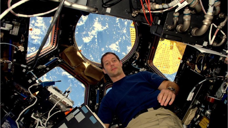 California Students to Speak to NASA Astronauts on International Space Station