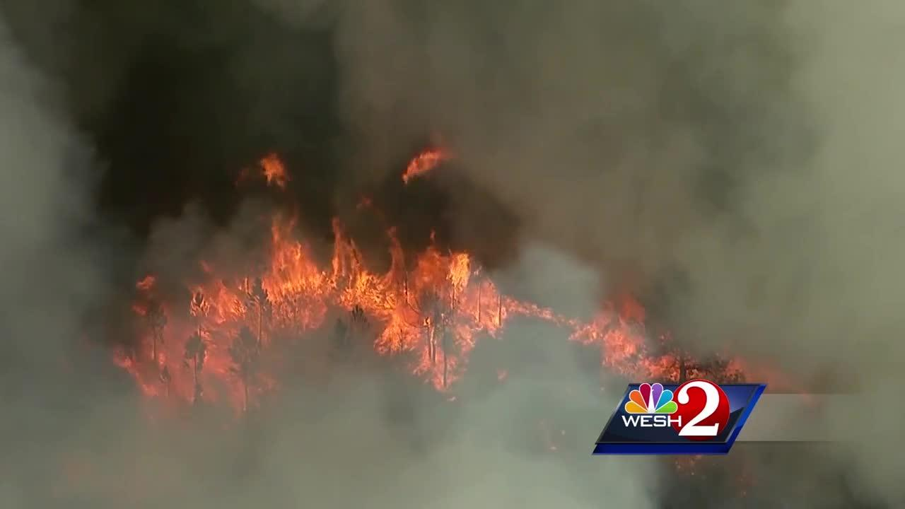Officals: Burn ban in effect for Seminole County