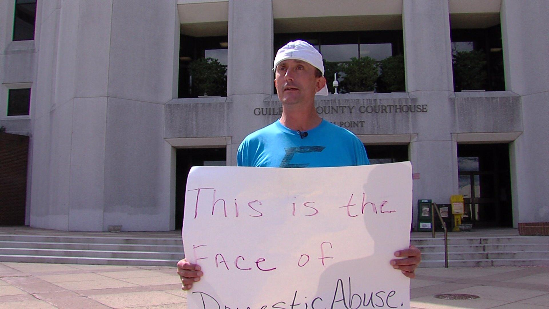 Judge Orders Public Humiliation for Domestic Abusers