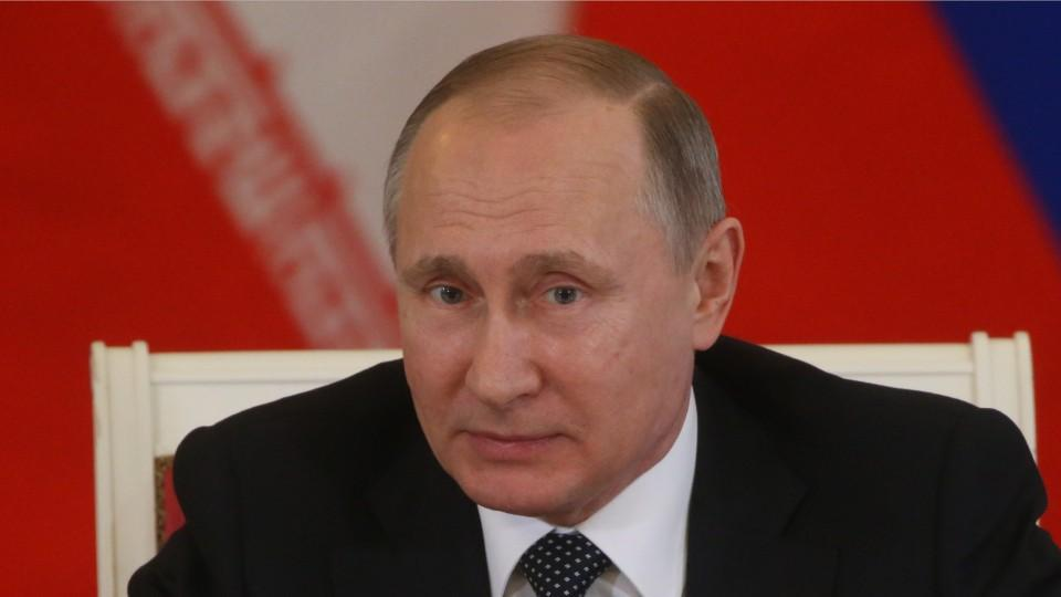 Putin Comments on Alleged Interference In US Election